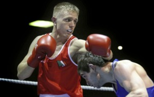 Kurt Walker happy to step out of Michael Conlan's shadow with starring role at Euros