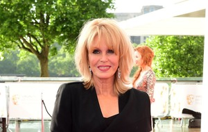 Joanna Lumley urges people to 'look out for widows' as she backs charity drive
