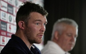 Lions captain Peter O'Mahony determined to be himself in tribute to Anthony Foley