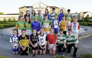 Feast of gaelic games in Feile Peil na nÓg across Cavan, Fermanagh and Monaghan