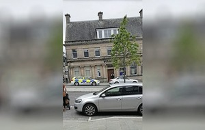 Ulster Bank 'targeted in attempted robbery'
