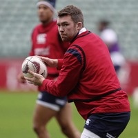 Peter O'Mahony takes inspiration from Anthony Foley ahead of Lions test