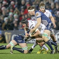 Ulster's Kieran Treadwell gets first start for Ireland