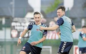 Cork not unbeatable says Derry City's Conor McDermott