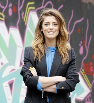 Love/Hate's Aoibhinn McGinnity up for Goliath challenge in Cinemagic movie