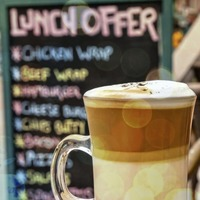 Does the coffee shop market look too frothy?