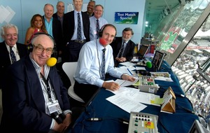 Henry Blofeld leaving TMS is a sad day for fans of cricket as well as pigeons