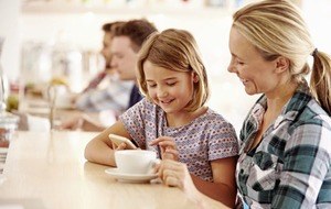 A Safe Wi-Fi campaign has been launched to protect children browsing in public places