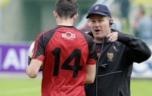 Down look to forward pair to do the damage against dogged Cavan