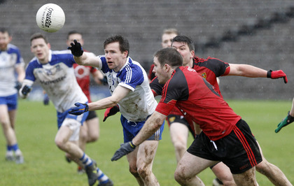Down to make Monaghan work for place in decider