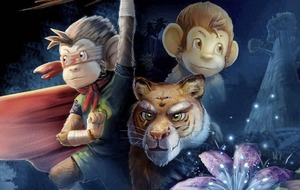 Mighty Monkey magic for young readers
