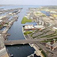 Record year for Belfast Harbour as profits fund £105m infrastructure plans