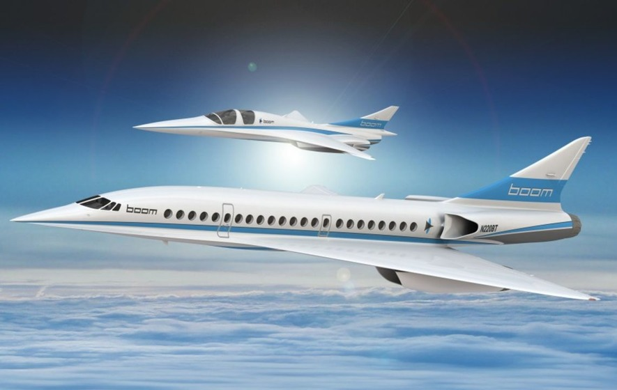 World's fastest-ever jet to halve journey times after major commercial investment