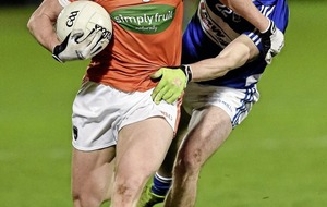 Jamie Clarke hopes to deliver against Fermanagh after Down disappointment
