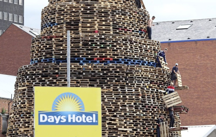 Independent probe into council bonfire fiasco