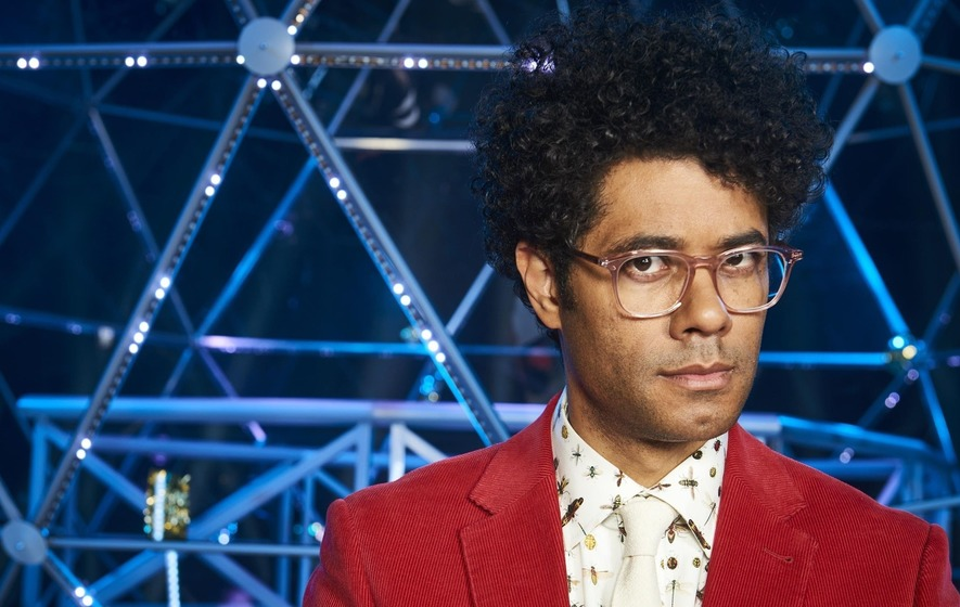 Start the fans please: The Crystal Maze returns