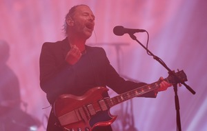 Radiohead's Thom Yorke makes 'strong and stable' dig during Glastonbury set