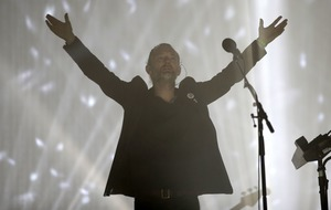 Thom Yorke blasts Theresa May during Radiohead's Glastonbury set