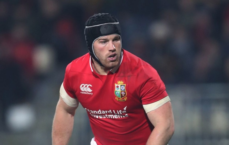 Sean O'Brien scored one of the greatest tries in British and Irish Lions history and fans can't get enough of it