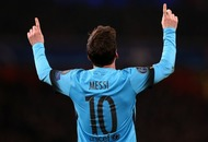 Some celebrations and statistics as Lionel Messi turns 30