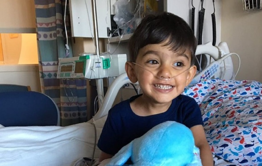 This little boy's hospital bill has gone viral online and shone a spotlight on US healthcare