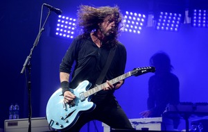 Foo Fighters close Saturday at Glastonbury with epic set
