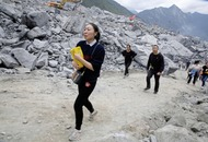 Search for bodies continues after landslide buries Chinese village
