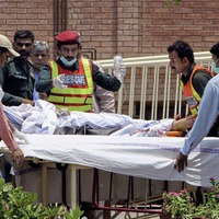 Death toll from an oil tanker fire in Pakistan has risen to 148