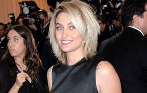 Paris Jackson unveils new tattoo in honour of late father