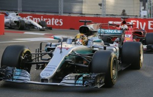 Guess which two drivers got in a spat at the Azerbaijan Grand Prix