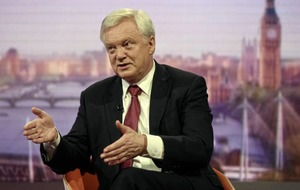 David Davis 'not certain' of securing EU withdrawal deal