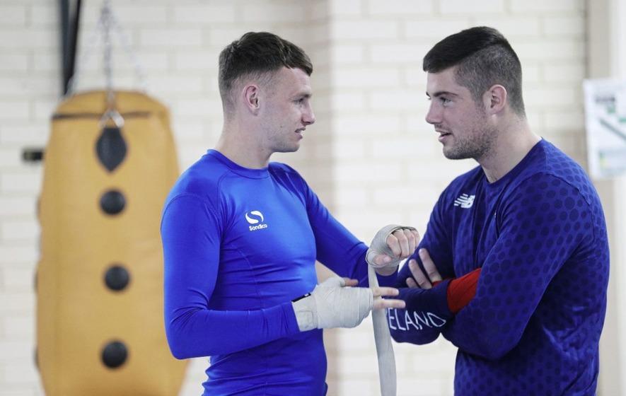 Video: Pro boxing promoters target new Euro champion Joe Ward