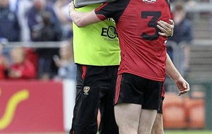 Down manager Eamonn Burns feels absolutely fantastic after Ulster semi-final win