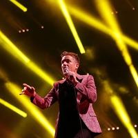 The Killers return to Glastonbury stage