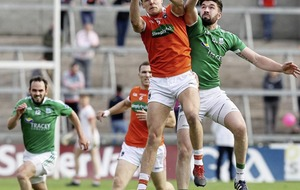 Niall Grimley produces a midfield masterclass as Armagh get past Fermanagh