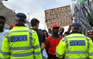Everything you need to know about the protests against police in London