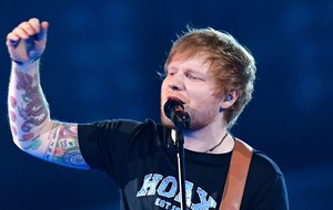 Fans have mixed feelings about Sheeran's Glastonbury performance