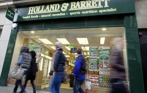 Holland & Barrett snapped up for £1.8 billion by L1 Retail
