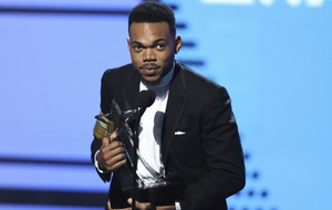 Chance The Rapper promises to be a 'better man' in moving BET Awards speech