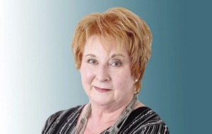 Anita Robinson: I would rather dig ditches than use a needle and thread