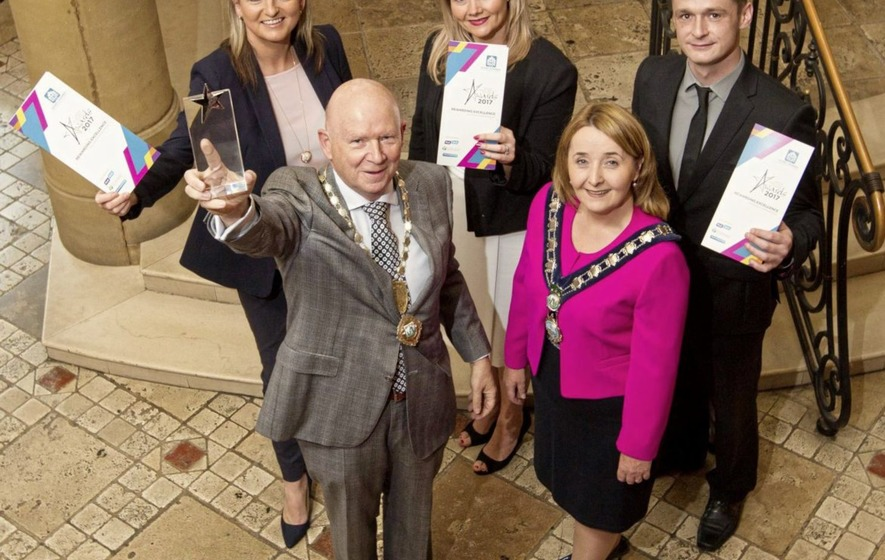 Search begins to find Newry's business best