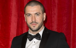 Shayne Ward: I was born to be a dad, everything else is just a hobby