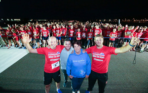 Grant Thornton Runway Run draws record turn out
