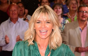 Zoe Ball marks one year sober with Instagram post