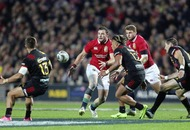Lions centre Robbie Henshaw has no problem with physical All Blacks