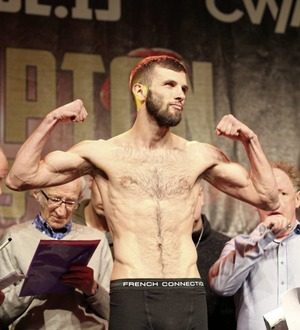 Now or never as Anthony Cacace prepares for title rumble with Martin J Ward
