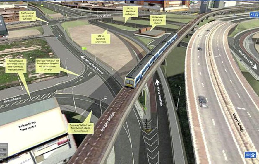 York Street Interchange to benefit from £400m infrastructure windfall