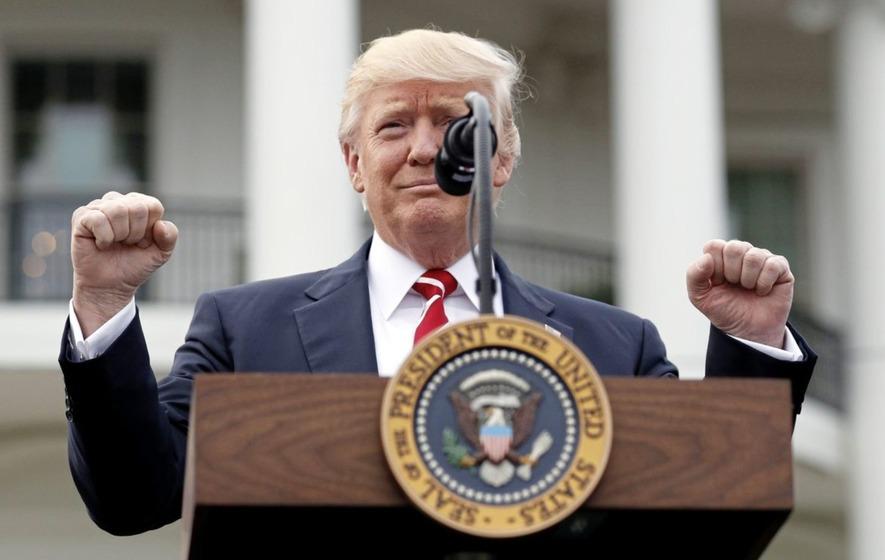 US supreme court partly reinstates Donald Trump's travel ban