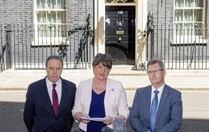Patrick Murphy: DUP look smug as they put Sinn Féin on the spot