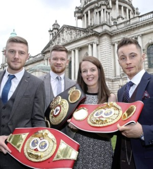 Paddy Barnes boycotts Lord Mayor's reception over boxing funding threat